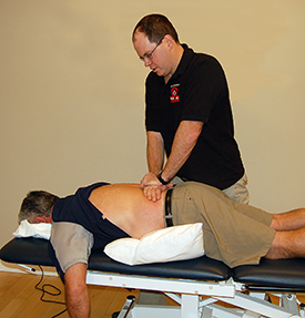 Excel Physiotherapy - Manipulation Treatment